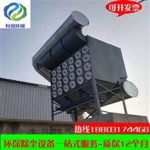 脉冲滤筒除尘器用于水泥钢铁食品冶金化工
