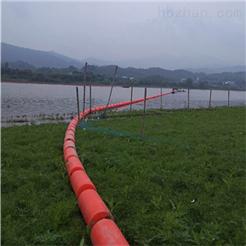 塑料拦污网浮排厂家
