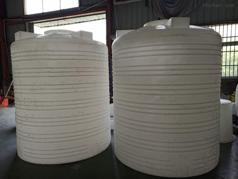 曲靖4000升PE水箱 氯化铝储罐