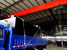 污水处理泸州市医院地埋式污水处理装置处理方法