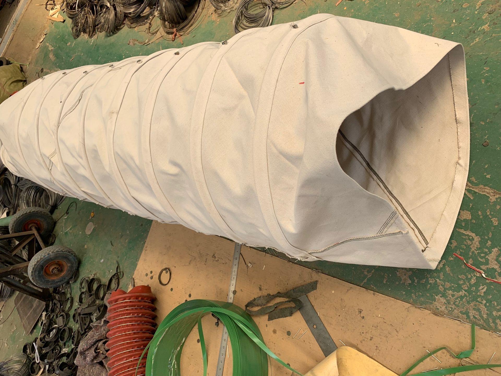 加厚帆布防尘耐温水泥布袋