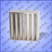 供应亚高效过滤网,加工V型组合式高效过滤器