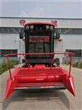 1.8米玉米秸秆青饲料收获机 1.8米割台青储机