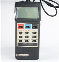 AM-4206M 耐高溫風速風溫風量計