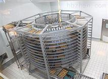 金属网带螺旋输送机