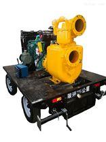 柴油機自吸水泵機組