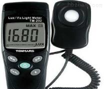 台灣泰瑪斯TM-202分體式數字照度計