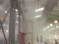 安阳车间厂房料场喷雾除尘设备厂家批发