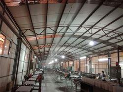 FGL-WH30L清远大型造纸厂高压喷雾降尘加湿设备厂家