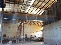 工厂粉尘抑制高压喷雾除尘设备