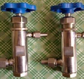 切换阀 J23W-25P 连接形式:螺纹 DN5