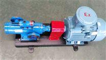 SMH120R46E6.7W23柴油增压三螺杆泵