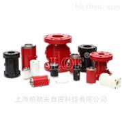 气动管夹阀装置