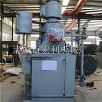 工業塑料木頭托盤垃圾焚燒爐無害化處理