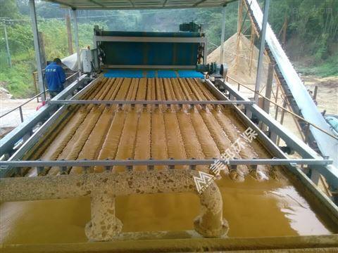 带式泥浆压滤机优点