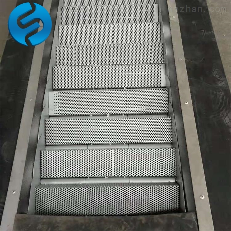 不锈钢网板格栅除污机