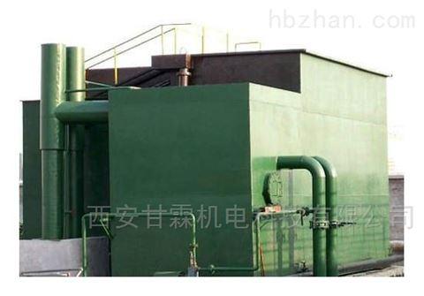 重金属废水处理方案