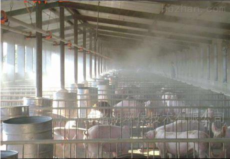 垃圾站喷雾除臭设备价格