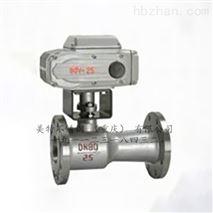 Q941N重庆不锈钢电动高压球阀,电动阀门