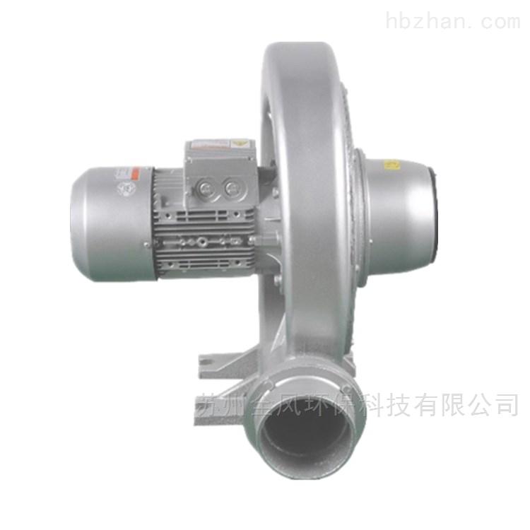 CX-125铝合金中压风机 铝壳鼓风机