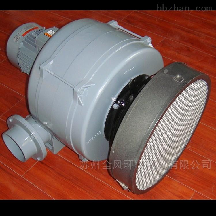 HTB100-203 1.5KW高压力透浦多段式风机