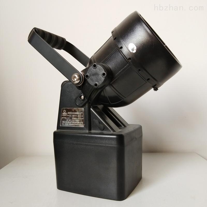 ZYG7103金属外壳防爆手提灯底部磁铁强光灯