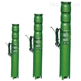井用多级潜水泵