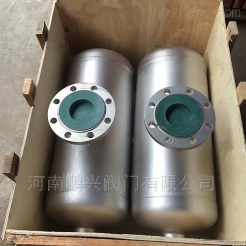 不锈钢汽水分离器
