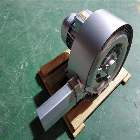 11KW双段式高压鼓风机/侧风