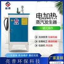 亮普立式全自动电加热蒸汽发生器 安全快捷