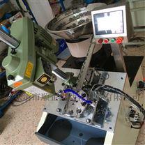 非标定制转盘式全自动钻孔攻丝机