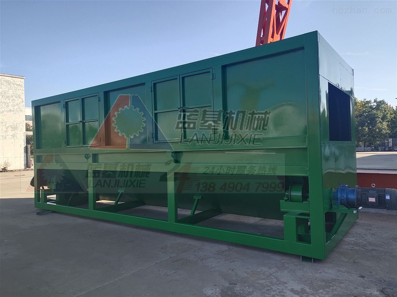 广州生活垃圾分拣机设备装修垃圾处理设备
