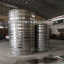 长兴县水箱水位 组合式不锈钢保温水箱