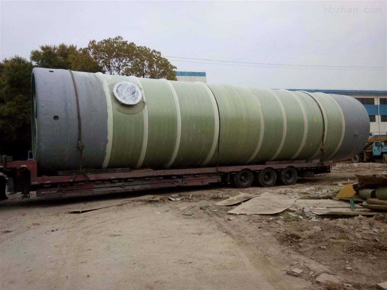 新余 一体化污水装置