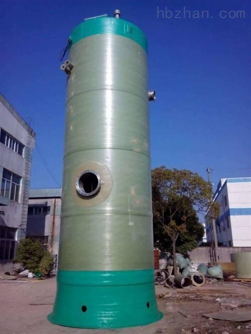 污水预制泵站价格