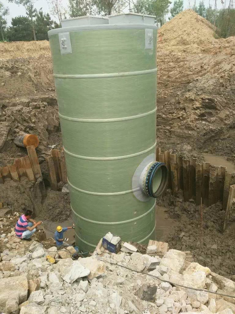 吉安一体化污水装置