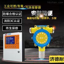 化工廠倉庫甲醇氣體檢測報警器
