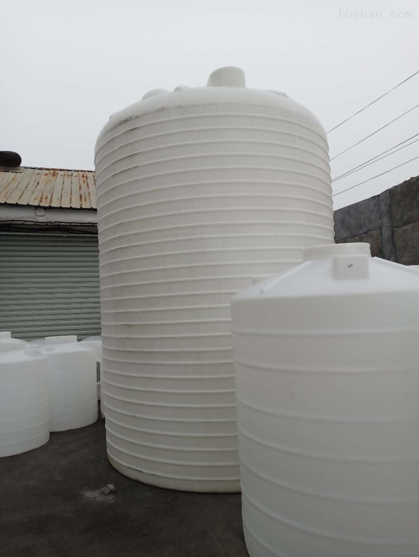 40立方塑料储水箱 塑料贮罐