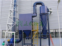 工业锅炉用S型N型旋风除尘器