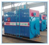 河南永兴锅炉集团供应2吨燃气真空热水锅炉