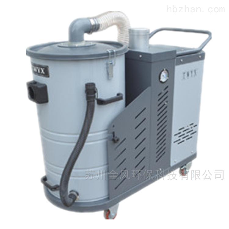 DH2200 2.2KW移动式高压工业吸尘器
