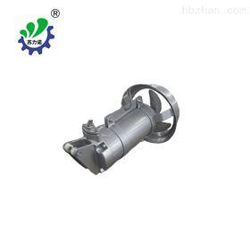 3kw不锈钢潜水搅拌机设备供应