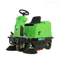 洁乐美驾驶式扫地机工厂车间仓库电动吸尘车