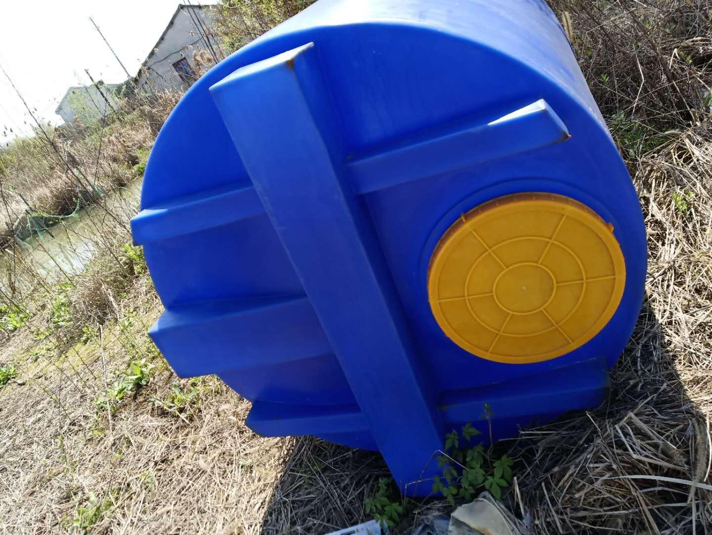 谦源1立方塑料搅拌桶 化工溶药装置