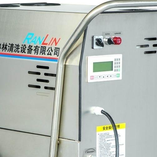 工业电驱动高压清洗机