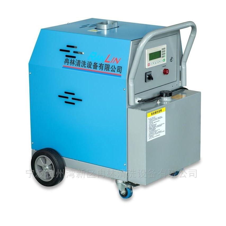 国产高温高压冷热水油污清洗机