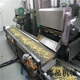 宽300藕盒上浆藕条上粉机尚品机械