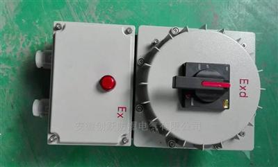 CZ0531-4P全塑防爆断路器厂家