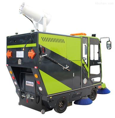 新能源纯电动扫地车