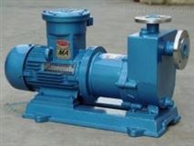 磁力驱动自吸泵